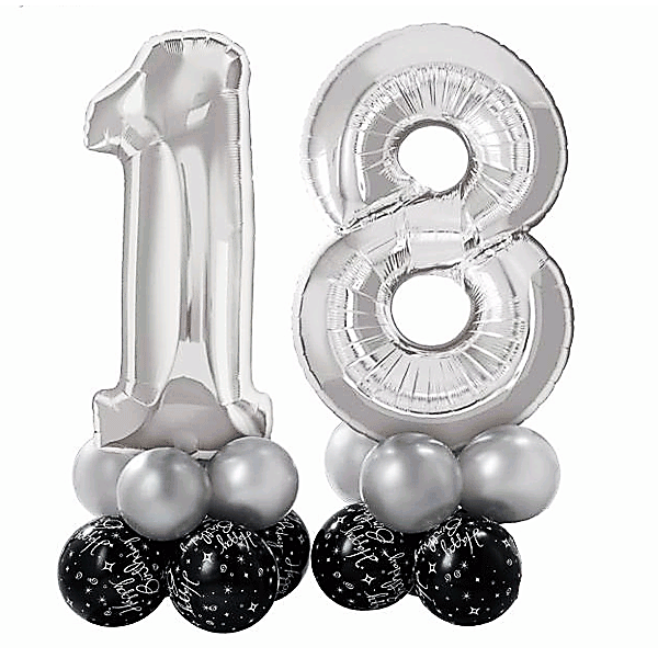Big Number Pair ANY AGE