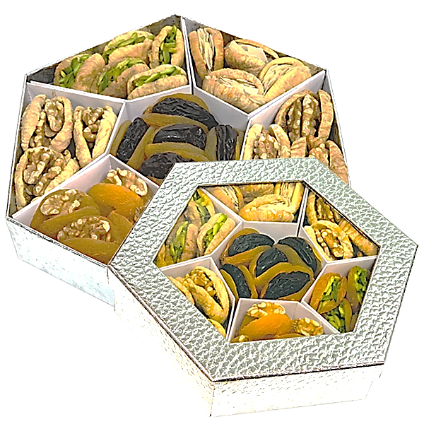 LUX BOX of Assorted Dried Fruits