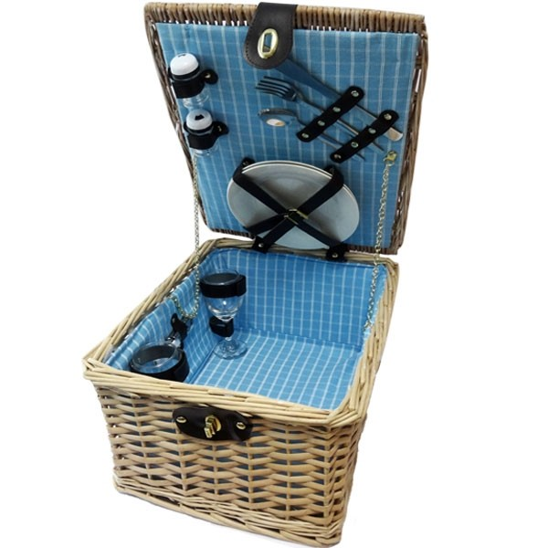 The Huntsman Picnic Basket for Two